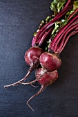 Three beetroot