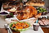 Thanksgiving - Menü
