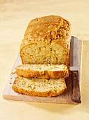Home-made corn bread (USA)