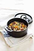 Rice casserole with chicken
