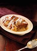 Brioche pudding casserole