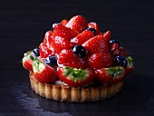 Strawberry tartlette