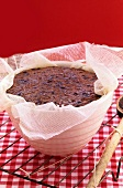 Classic steamed pudding (UK)