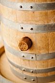 Whiskey im Holzfass