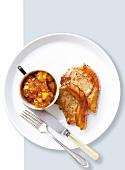 Apfelchutney zum Grillfleisch