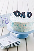 A cake to celebrate Father's Day