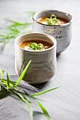Sweet potato soup (Asia)