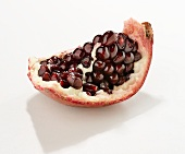 A chunk of pomegranate