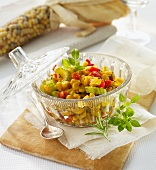 Sweetcorn relish