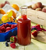 Summer fruit juice