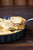 Apple Pie (Gedeckter Apfelkuchen, USA)