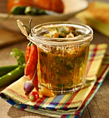 Mexican herb sauce