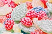 Bunte Bonbons (Ausschnitt)