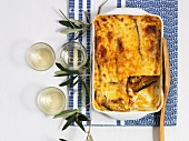 Moussaka from Greece