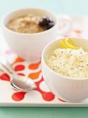Espresso and Lemon Pudding