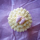 Christening celebration Cupcake
