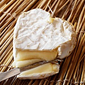 Camembert Cheese Heart