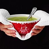 Christmas Pea Soup
