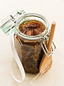 Fig chutney as a gift