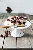 Grandma's cherry cake