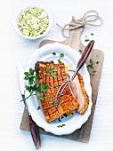 Crispy caraway roast pork