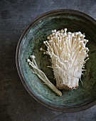 Fresh Enoki Mushrooms