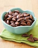 A Bowl of Tamari Almonds