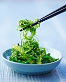 Wakame salad (Japan)