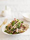Beef salad with lemongrass
