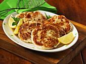 Kartoffel-Pancake mit Feta