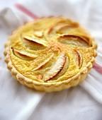 Mini apple tart from Normandy