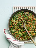 Rice and Vegetable Paella