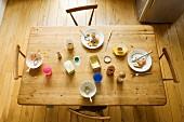 Breakfast chaos