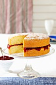 Victoria Sponge Cake (England)