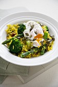 Vegetable kedgeree