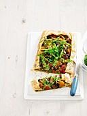 Antipasto-Thunfisch-Tarte