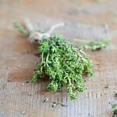 A bunch of thyme