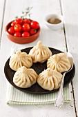 Chinkali (filled dumplings, Georgia)