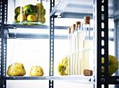 Confit lemons and Limoncello