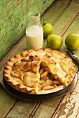 Removing Slice of Apple Pie