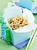 Veggie noodle boxes