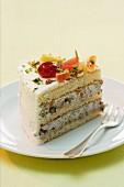 Cassata (Sicilian layer cake)