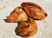 Pastizzi (savoury filled pastries from Malta)