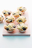 Brombeer-Streusel-Muffins