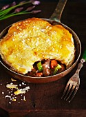South American Beef Pot Pie