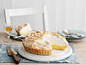 Lemon Meringue Pie (Zitronenkuchen mit Baiser, USA)
