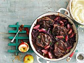 Five Spice Pork with Apples