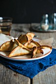 Small Lebanese pastry parcels