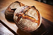 rustic artisian bread