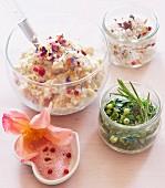 Sweet and savoury porridge